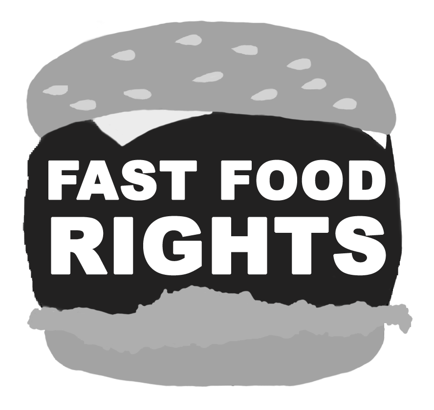 Fst food rights burger copy